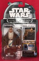 Star Wars Legacy Collection Droid Factory: Pablo-Jill - Action Figure - Sealed on Card